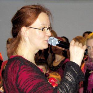 Salto Chorale ist ein fünfstimmiger a capella-Chor
