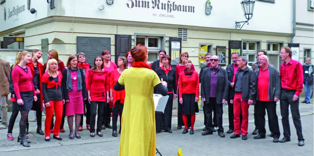 Salto Chorale - a capella-Chor aus Berlin